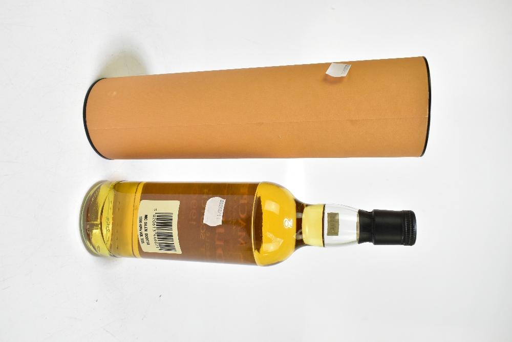 WHISKY; a single bottle of Glen Scotia aged 13 years single Campbeltown malt Scotch whisky, - Image 2 of 2