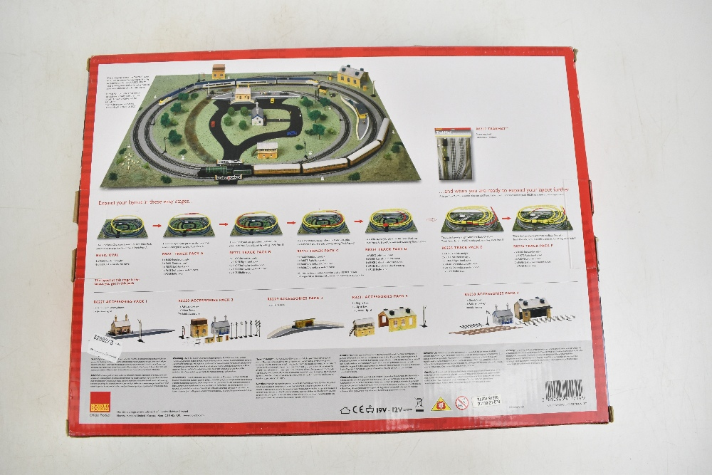 HORNBY; a boxed R1179 Santa's Express OO gauge train set.Additional InformationSome light general - Image 7 of 8