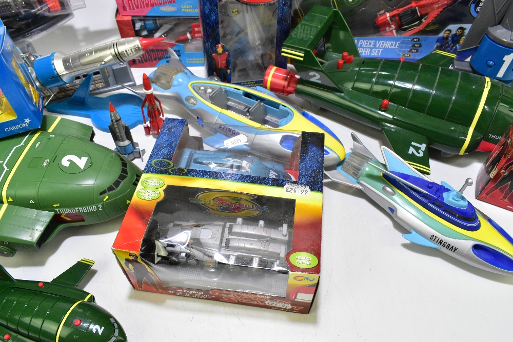 GERRY ANDERSON; five boxed Corgi models comprising four Captain Scarlet examples and a - Image 5 of 6