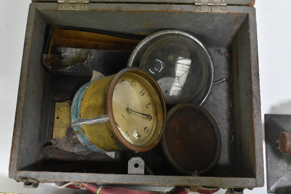 A group of vintage tools including a Record plane, Universal motor, a Cook & Co of Manchester - Image 4 of 8