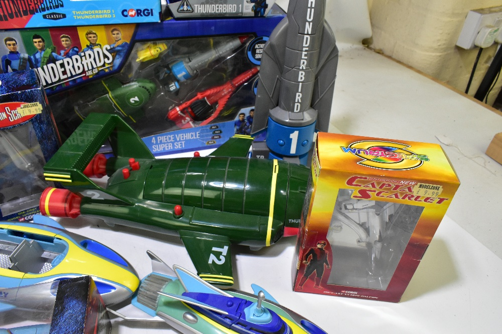 GERRY ANDERSON; five boxed Corgi models comprising four Captain Scarlet examples and a - Image 4 of 6