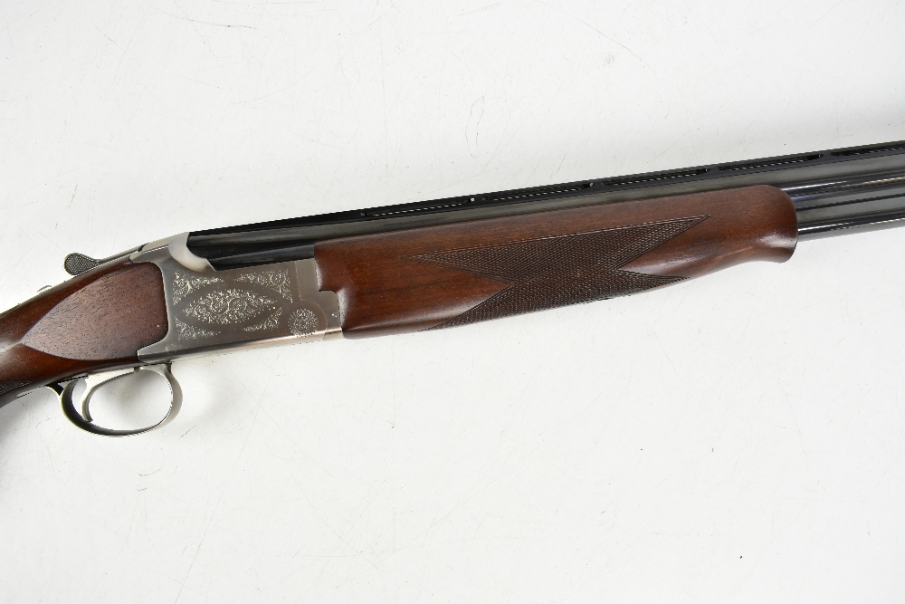 *****WITHDRAWN***** MIROKU; a boxed 7000 Sport Grade 1 over-and-under 12 bore shotgun with single - Image 3 of 16