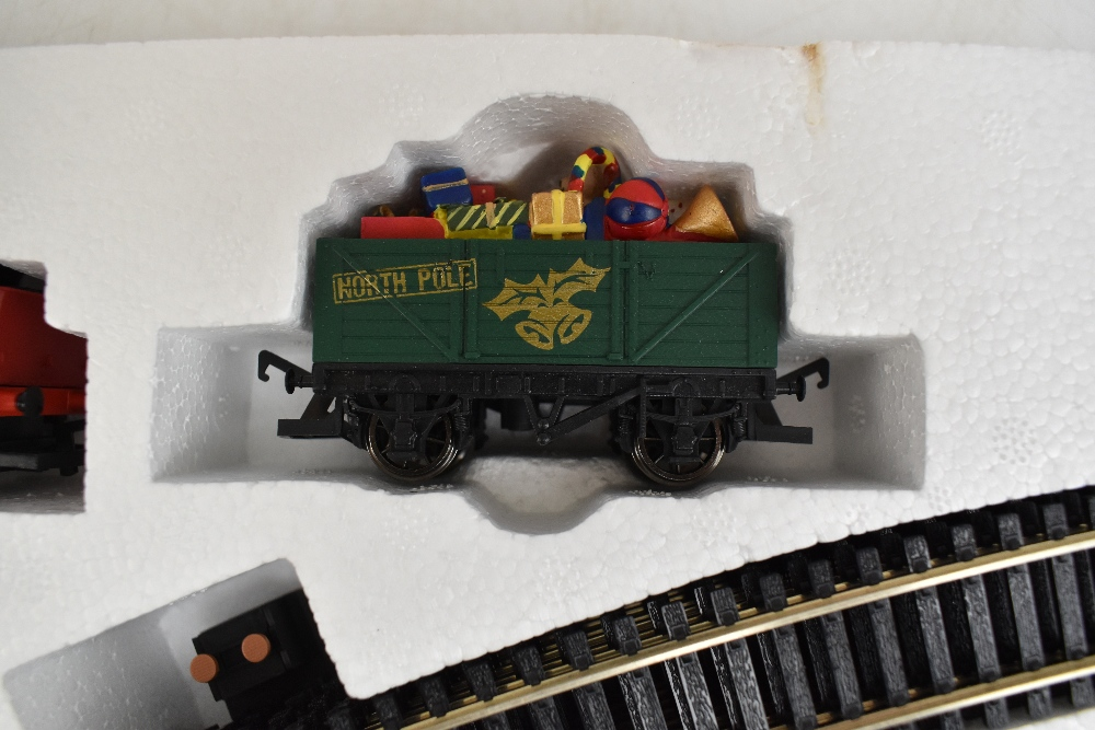 HORNBY; a boxed R1179 Santa's Express OO gauge train set.Additional InformationSome light general - Image 4 of 8