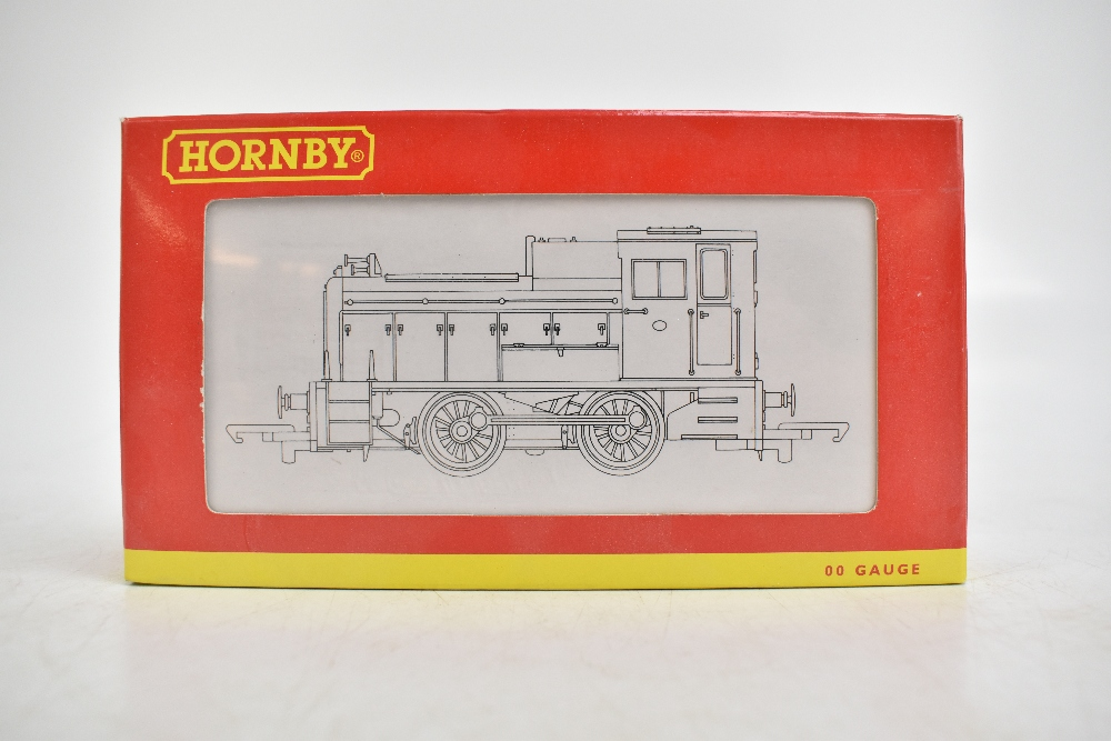 HORNBY; four boxed diesel shunter locomotives comprising R2783 BR 0-4-0 Class 06, R2188 BR 0-4-0 - Image 6 of 11