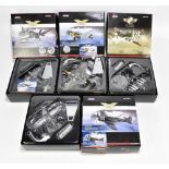 CORGI; four boxed limited edition Aviation Archive models comprising AA31932 Supermarine Spitfire Mk