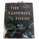 DOCK (G), THE AUDUBON FOLIO, with 33 loose colour plates and text booklet, Harry Abrams, 1964 (1).