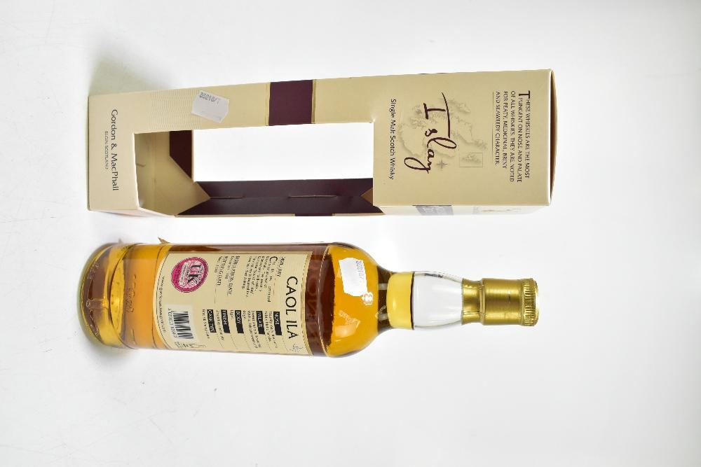 WHISKY; a single bottle of Caol Ila Islay single malt Scotch whisky, distilled 1998 and bottled - Image 2 of 2