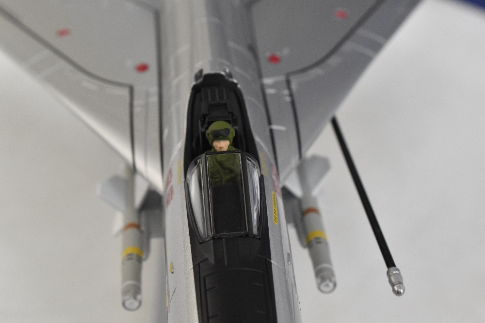 CORGI; a boxed Aviation Archive AA28402 English Electric Lightning F.VI model military aircraft, - Image 3 of 5