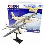 CORGI; a boxed Aviation Archive AA27502 Short Sunderland MkIII ML788/2-S, no.422 Squadron S RCAF,