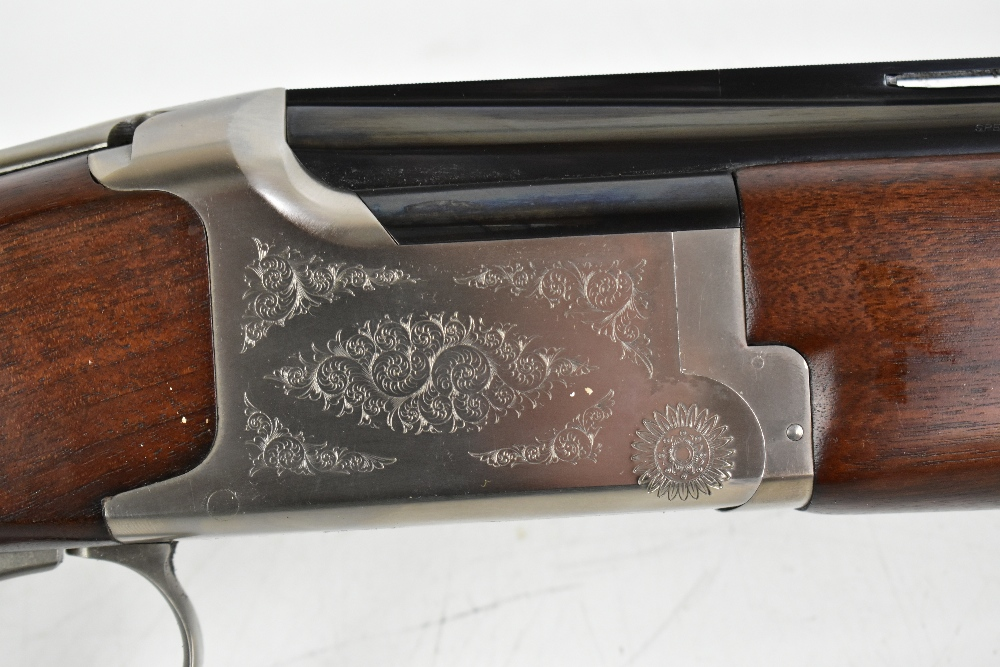 *****WITHDRAWN***** MIROKU; a boxed 7000 Sport Grade 1 over-and-under 12 bore shotgun with single - Image 6 of 16