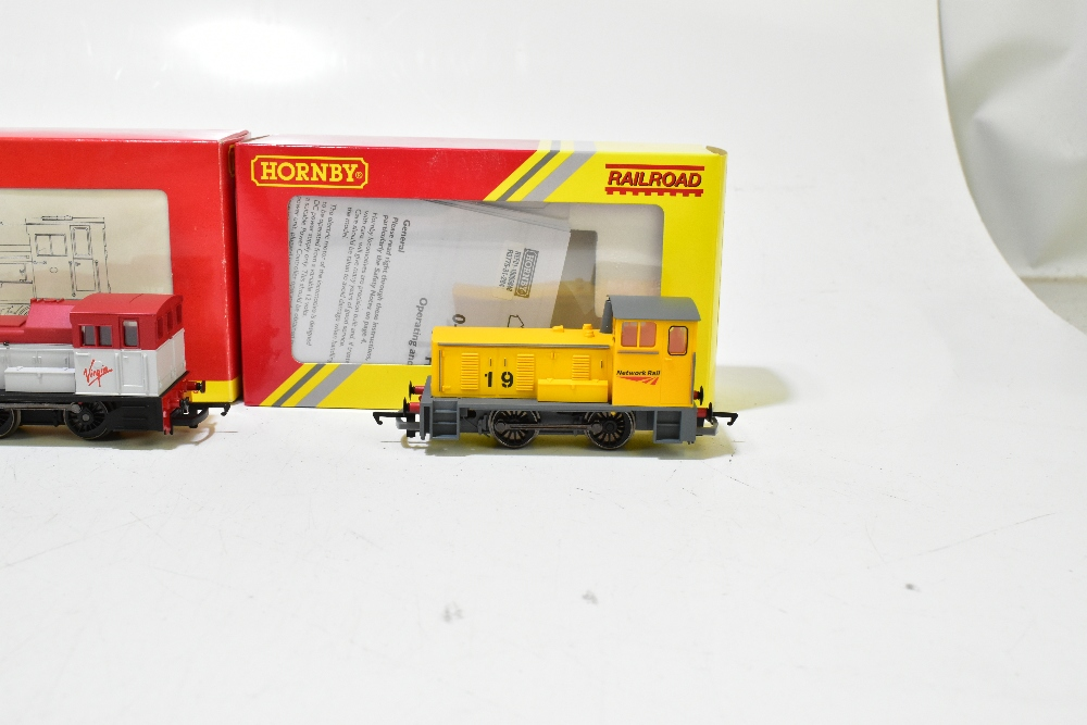 HORNBY; four boxed diesel shunter locomotives comprising R2783 BR 0-4-0 Class 06, R2188 BR 0-4-0 - Image 11 of 11