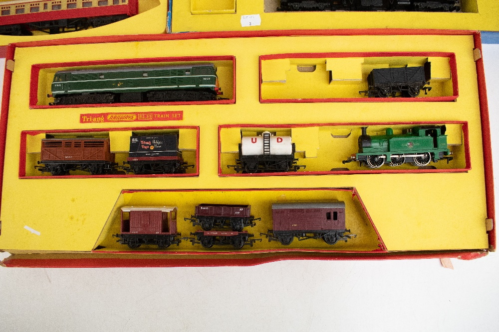TRI-ANG HORNBY; a two boxed sets comprising RS8 'The Midlander' and RS51 'The Freight Master', - Image 10 of 12