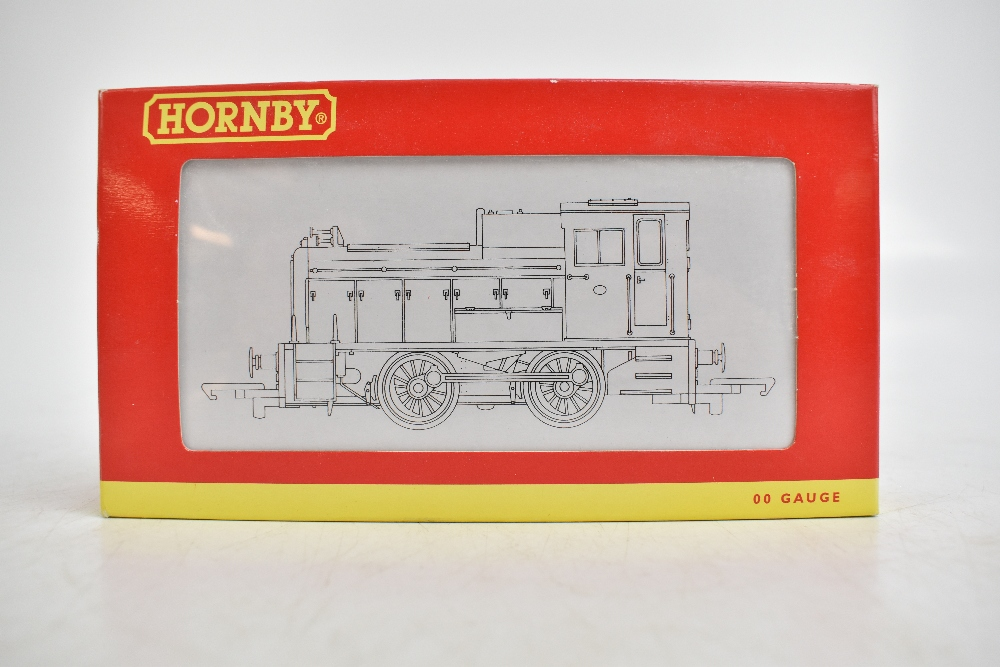 HORNBY; four boxed diesel shunter locomotives comprising R2783 BR 0-4-0 Class 06, R2188 BR 0-4-0 - Image 7 of 11