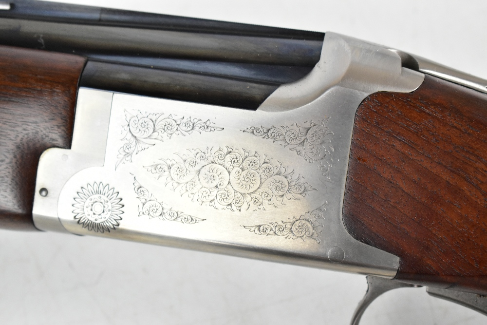 *****WITHDRAWN***** MIROKU; a boxed 7000 Sport Grade 1 over-and-under 12 bore shotgun with single - Image 11 of 16