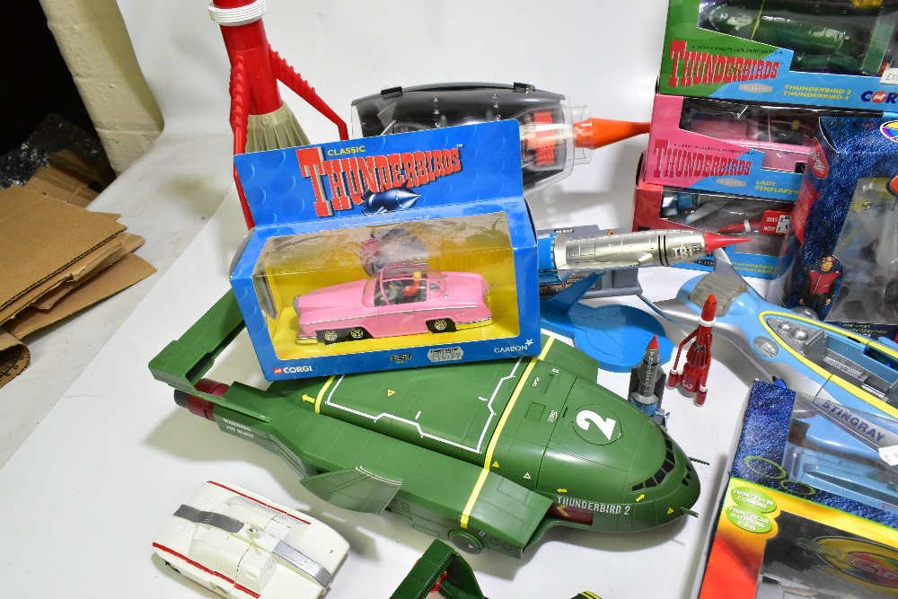 GERRY ANDERSON; five boxed Corgi models comprising four Captain Scarlet examples and a - Image 6 of 6