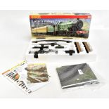 HORNBY; a boxed R1122 Eastern Valley's Express oo gauge train set.Additional InformationBox worn,