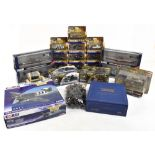 CORGI; a group of boxed military models including single Aviation Archive AA28601 Bristol