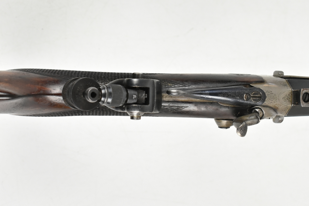 MARLIN; a Model 97 .22 RF underlever rifle, SN:424676. Provenance: The Captain Allan Marshall - Image 12 of 12