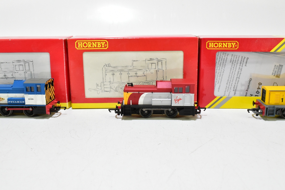 HORNBY; four boxed diesel shunter locomotives comprising R2783 BR 0-4-0 Class 06, R2188 BR 0-4-0 - Image 10 of 11