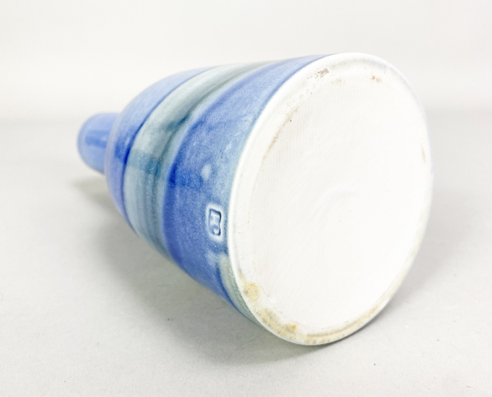 JANE HAMLYN (born 1940); a salt glazed bottle, impressed JH mark, height 21cm. (D) Additional - Image 4 of 5