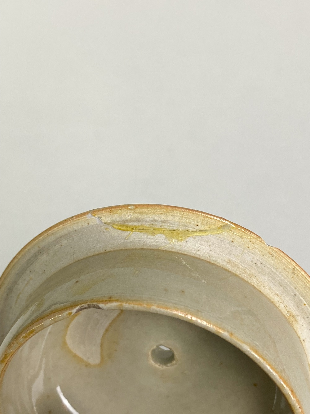 HARRY DAVIS (1910-1986) & MAY DAVIS (1914-1998) for Crowan Pottery; a stoneware coffee pot with - Image 9 of 9