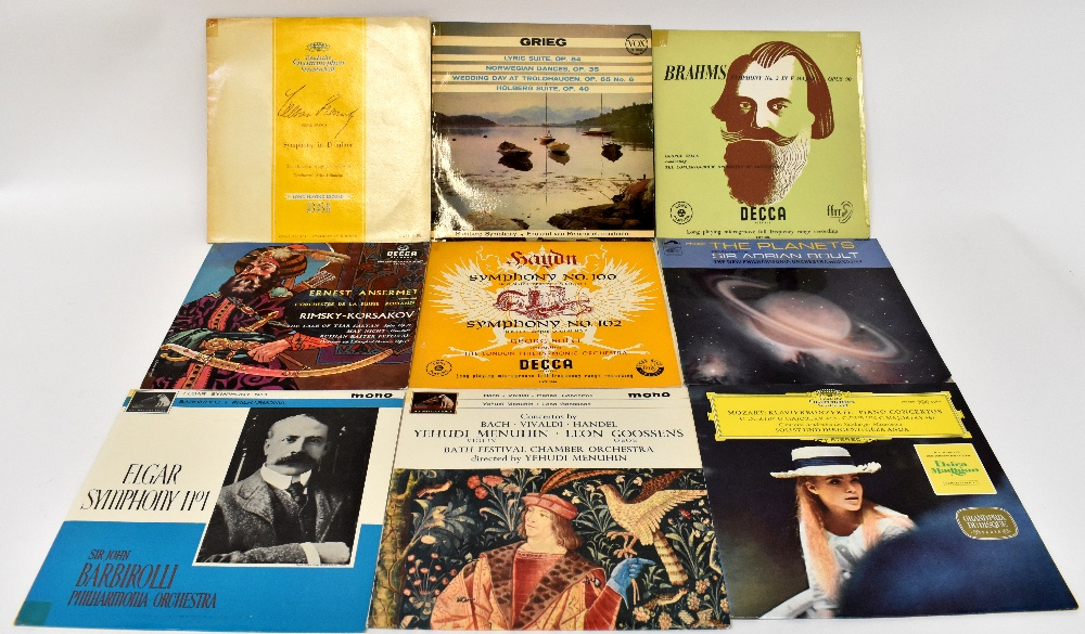 Over eighty Classical related LPs to include Adrian Boult, Albert Wolff, Rudolf Firkusny, - Image 2 of 3