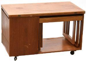 McIntosh; a 1960s retro teak 'Tristor Trademark no.