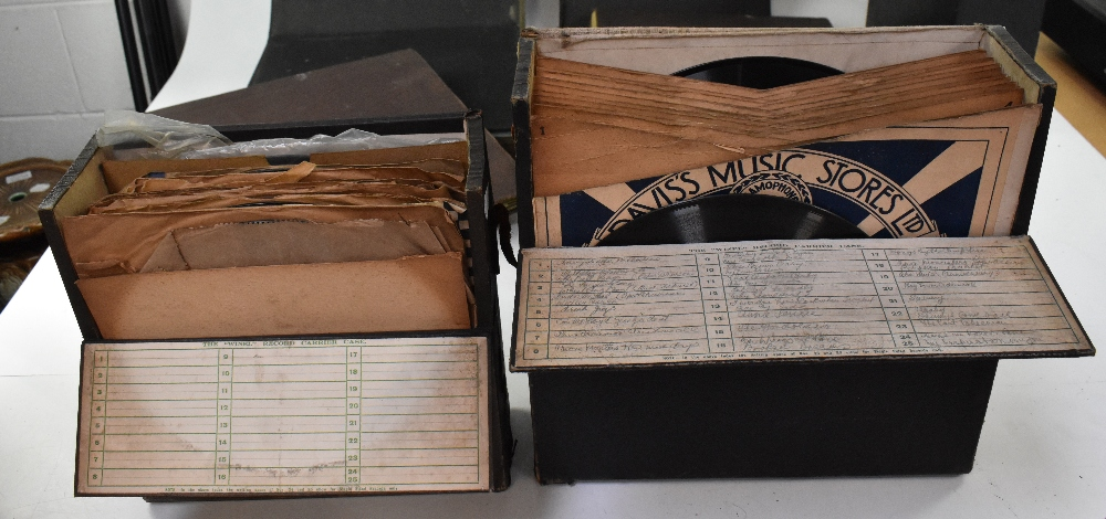 A large collection of over 120 shellac 78s, various labels to include Brunswick, Capitol Records, - Image 5 of 6