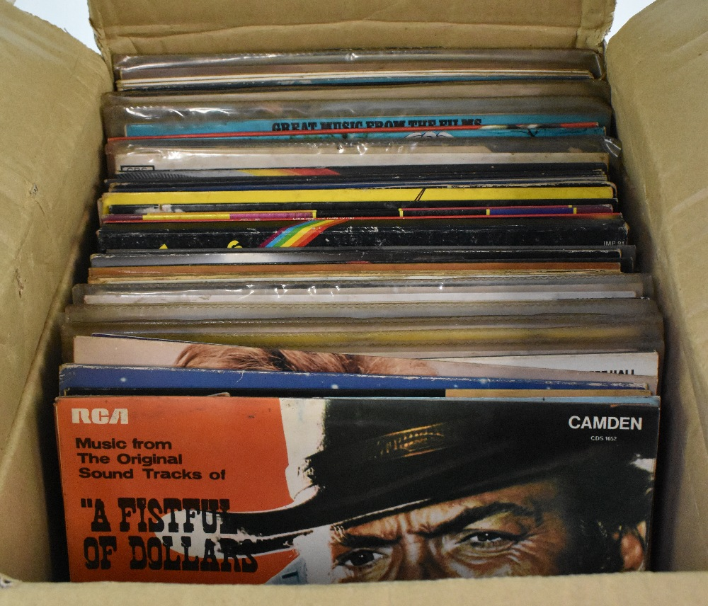 A quantity of LP records to include The Everly Brothers, Jim Reeves, Michael Jackson 'Bad', - Image 2 of 2