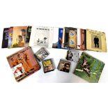 A quantity of over fifty vinyl albums, mainly 1960s to 1980s, to include Manitas De Plata,