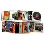 A quantity mainly 1960s and 1970s vinyl albums to include a collection of Joe Dolan signed albums