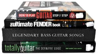 LEGENDARY BASS GUITAR SONGS; limited edition no.