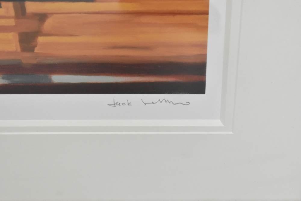 JACK VETTRIANO (Scottish, born 1951); pencil signed limited edition print, 'Elegy for the Dead - Image 3 of 5