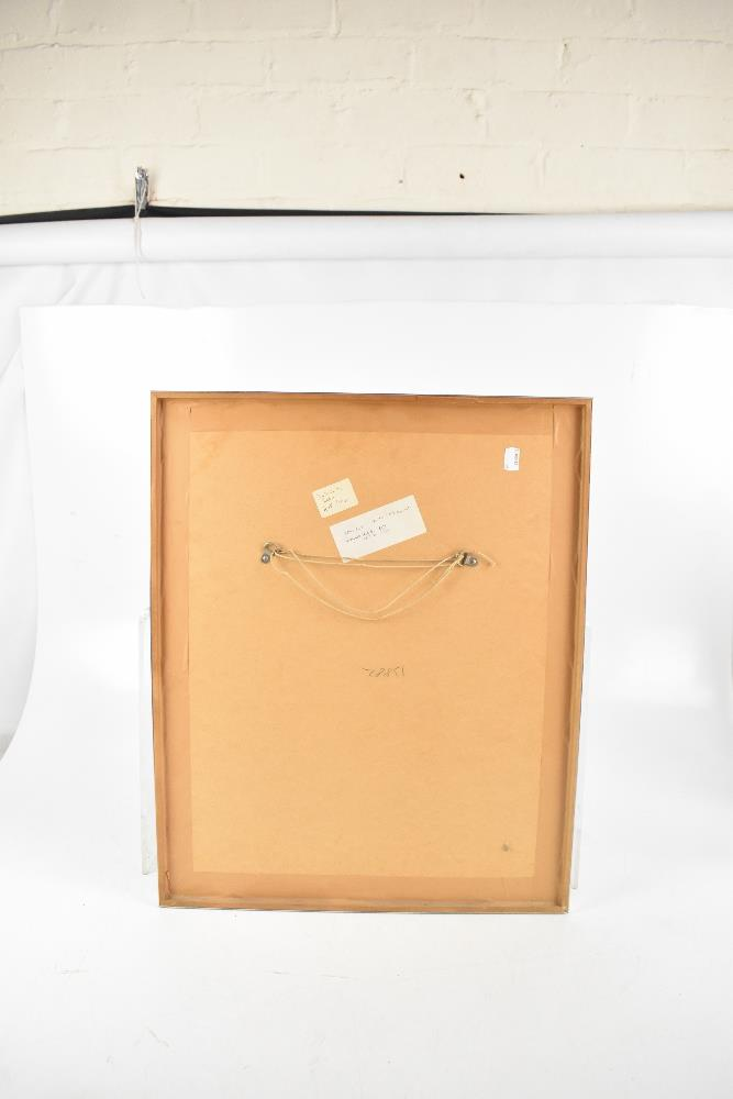 HAROLD FRANCIS RILEY DL, DLITT, FRCS, DFA, ATC (born 1934); signed limited edition black and white - Image 4 of 5