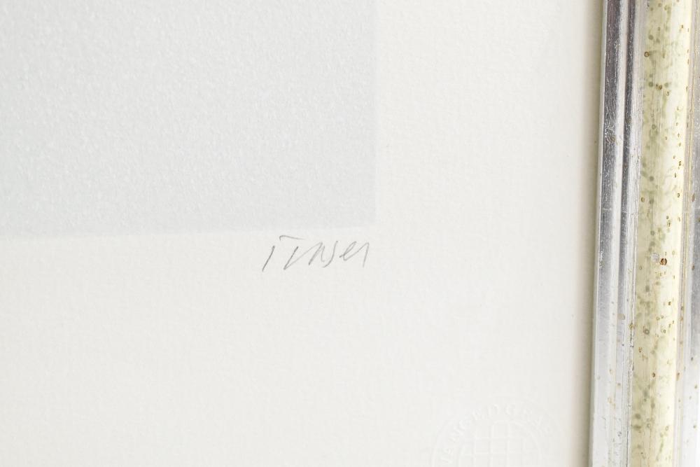 DONALD HAMILTON FRASER (Scottish, 1929-2009); pencil signed limited edition print, 'Spartacus', - Image 4 of 5