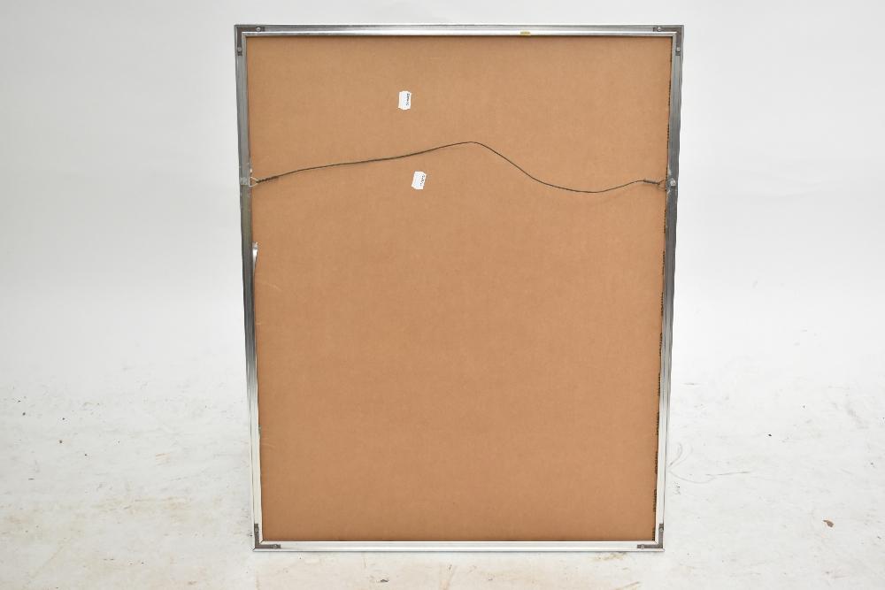 AFTER PAUL KLEE; coloured lithograph, 'Kettledrummer, 1940', 60 x 48cm, framed and glazed.Additional - Image 3 of 3