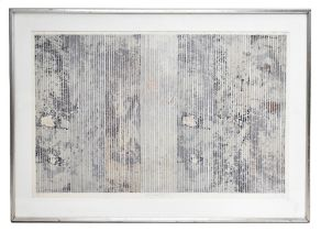 BROMBERG; a signed limited edition lithograph, 'Dawn to Dusk Variation I', 2/10, abstract study