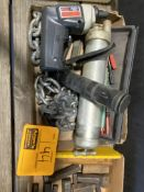 DRILL, GREASE GUNS, CHAIN, AND MORE