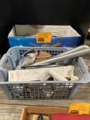 PLUMBING AND ELECTRIC SUPPLIES, OUTLET BOXES, GANG BOXES