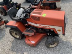 SIMPLICITY 20 HP HYDROSTATIC MOWER 544 HOURS