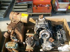 MISC. ENGINES & PARTS