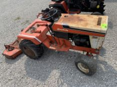 SIMPLICITY 7112 HYDROSTATIC GARDEN TRACTOR WITH MOWER DECK