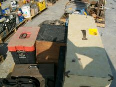 MISC. TOOL BOXES