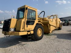 2011 CAT 613C WATER TRUCK MODEL DB4500, 98Z29112 SERIAL NUMBER, 1112 HOURS, RUNS & OPERATES AS IT