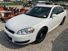 UNIT A52 2016 CHEVY IMPALA LIMITED 205,000 MILES ST CLAIR COUNTY VEHICLE 2G1WD5E39G1144149