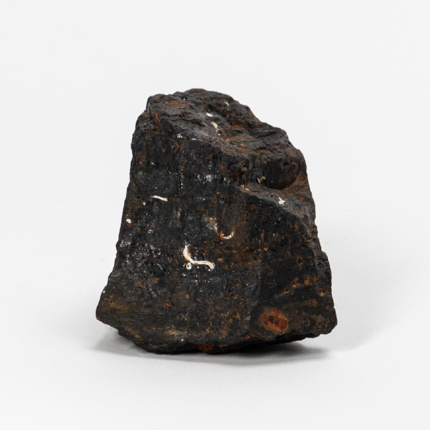 RMS CARPATHIA, SALVAGED SINGLE PIECE OF COAL - Image 2 of 4