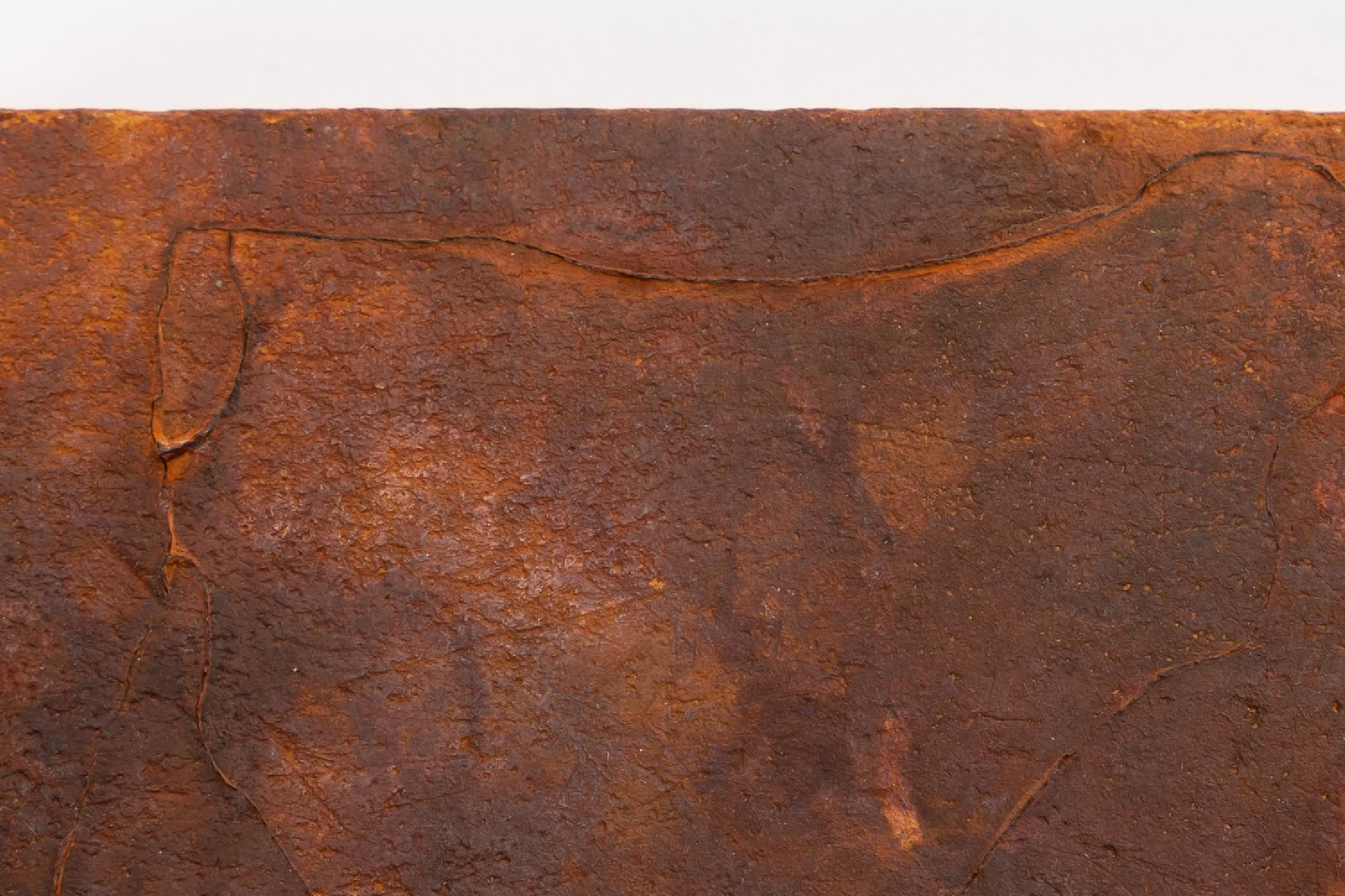 RMS CARPATHIA, SALVAGED SMALL RED FLOOR TILE - Image 6 of 6