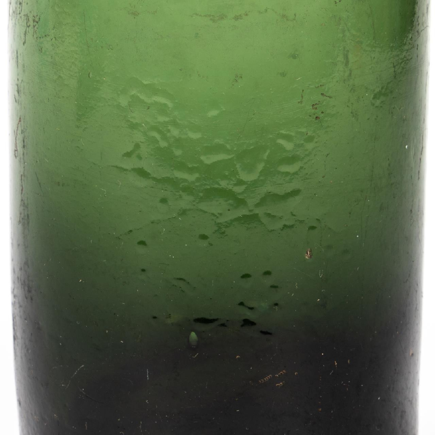 RMS CARPATHIA, SALVAGED GREEN GLASS BEER BOTTLE - Image 5 of 5