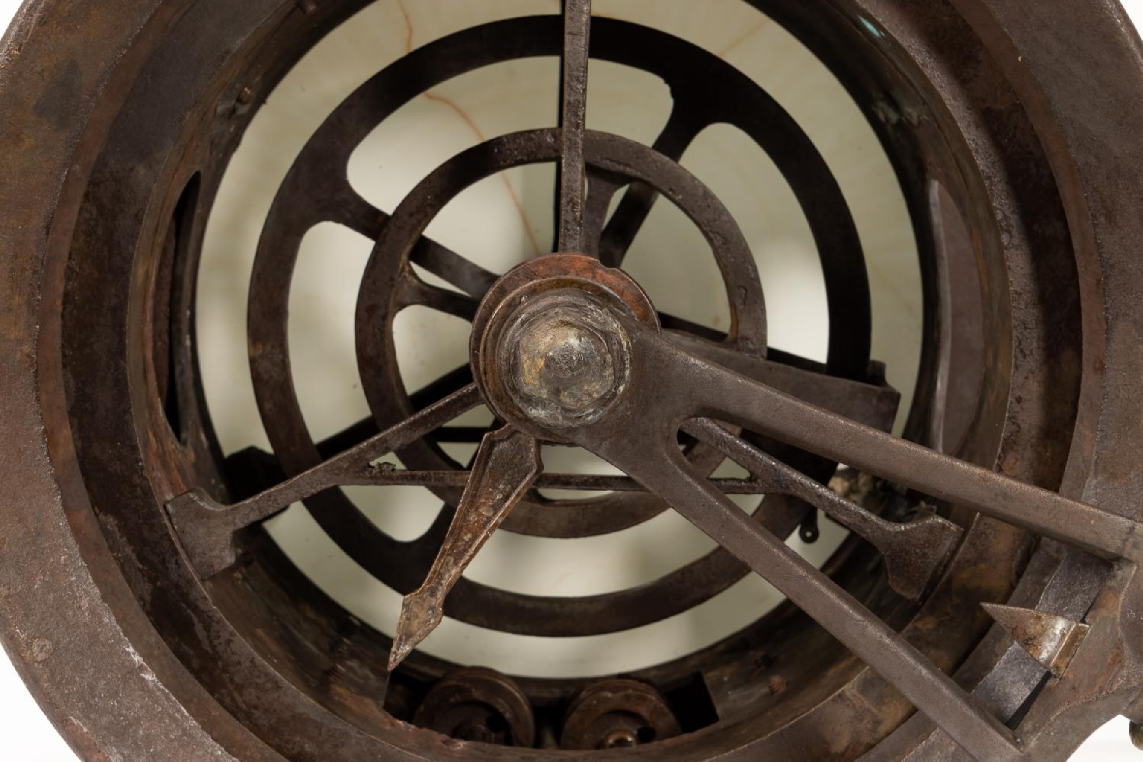 RMS CARPATHIA, SALVAGED ENGINE ORDER TELEGRAPH - Image 8 of 10
