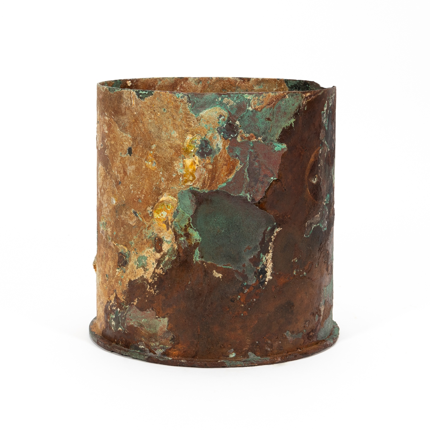 RMS CARPATHIA, SALVAGED ARTILLERY SHELL CASING - Image 4 of 6